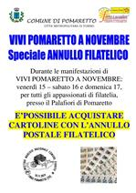 ANNULLO FILATELICO ACQUISTO CARTOLINE