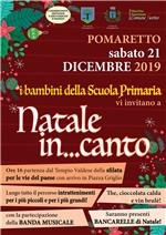 NATALE in  CANTO